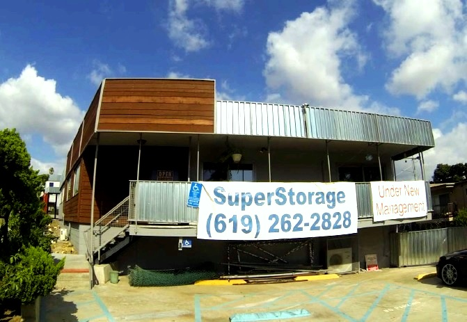 SuperStorage San Diego | 4773 Home Ave. San Diego, California 92105 United States